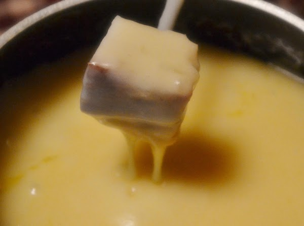 Authentic Swiss Fondue Recipe