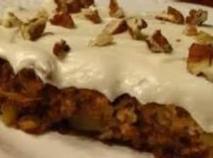 Swedish Pineapple Nut Cake Recipe