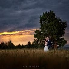 Wedding photographer Dawid Mazur (dawidmazur). Photo of 09.08.2017