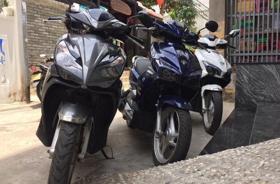 Dịch vụ cho thuê xe máy ở Đà Nẵng uy tín