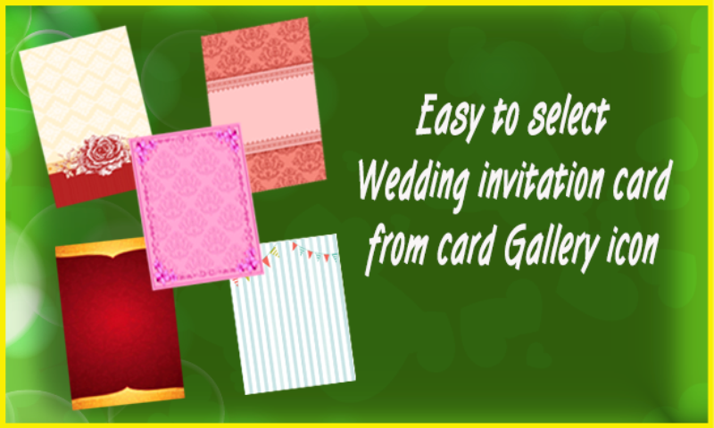 Wedding Invitation Cards maker Android Apps on Google Play – Innovative Marriage Invitation Cards