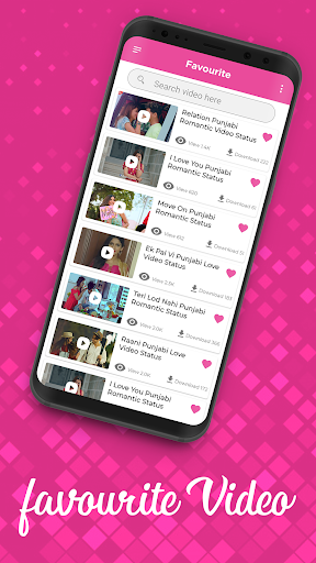 Punjabi Video Status - Punjabi Status screenshots 3