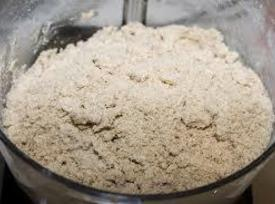 Whisk dry ingredients into wet ingredients until just combined.  Spoon into greased muffin...