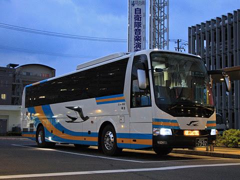 JR四国バス「北陸ドリーム四国号」 7902