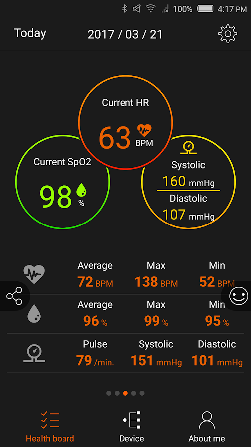 GoFIT- screenshot