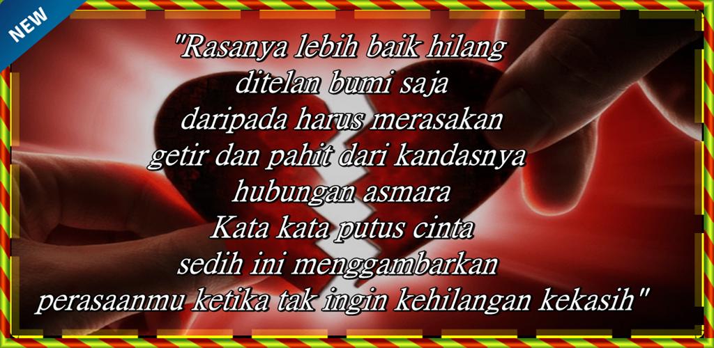 Kumpulan Kata Kata Putus Cinta Sedih 2 1 Apk Download Com Katakataputuscintasedih Newalay Forextradinglifeinsurance Apk Free