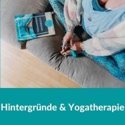 Restorative Yoga Yogatherapie