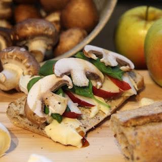 Mushroom Panini Recipes.