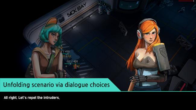 Star Chindy: SciFi Roguelike- screenshot
