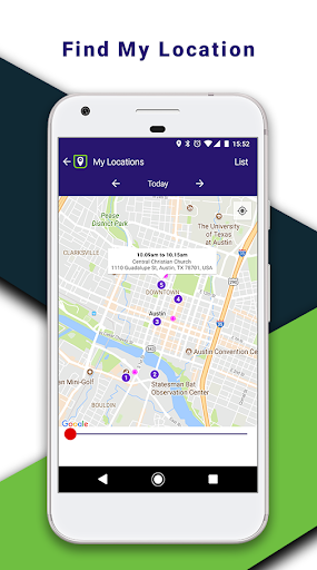 Phone Location Tracker: Places Near Me  screenshots 1