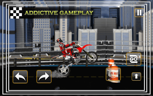 Wheelie Moto Challenge 1.0.2 screenshots 5