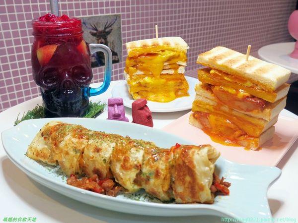 餓店蒸氣吐司 ~早午餐最佳選擇