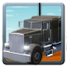3D Truck Parking icon