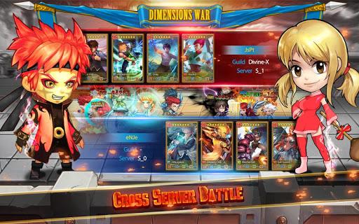 Manga Clash - Warrior Arena  screenshots EasyGameCheats.pro 3