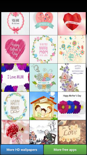 PC u7528 Mother's Day Wallpapers 2
