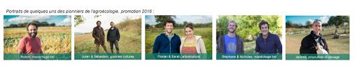 Portraits de pionniers de l'agroécologie - Edition 2016