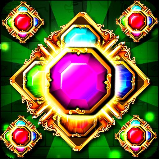 Magic Gems - Diamond pop Match