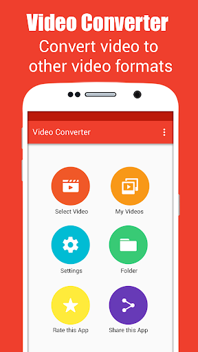 Video Converter - All formats video converter Apk 1