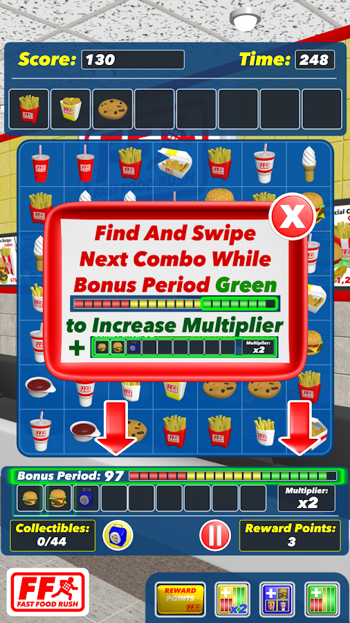 Fast Food Rush- screenshot