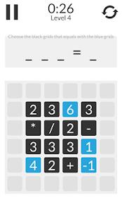Math Puzzle Evolution 2.3 - náhled