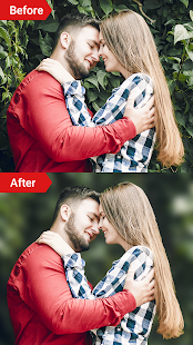 Download Auto background blur - DSLR Portrait image effect For PC Windows and Mac apk screenshot 4