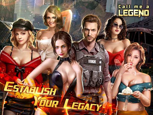 Call me a Legend - Game of Battle & Love 1.7.3 Screenshots 13