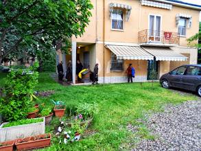 Photo: A casa Balzani il terzo notturno.