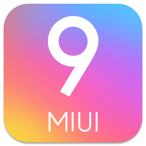 MI UI 9 - Icon Pack