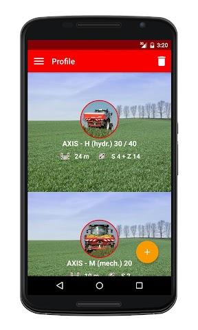 android RAUCH Fertilizer Chart Screenshot 5