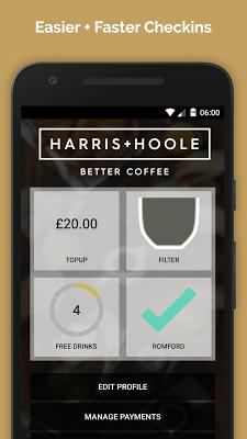 Harris + Hoole - screenshot