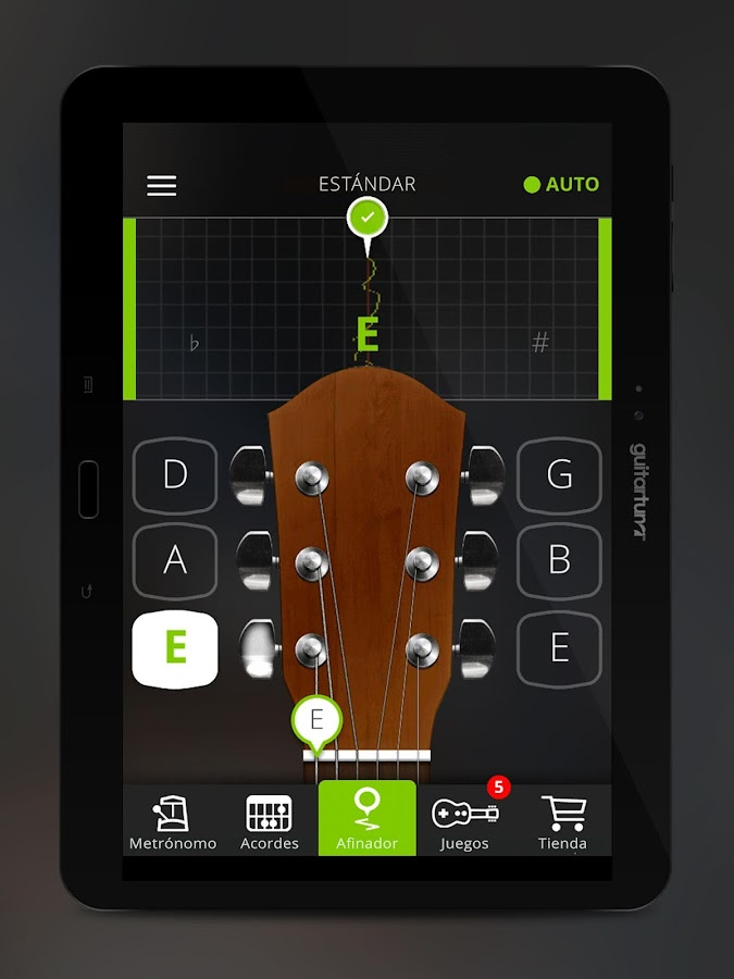 afinador guitarra guitar tuna aplicaciones de android en google play. Black Bedroom Furniture Sets. Home Design Ideas