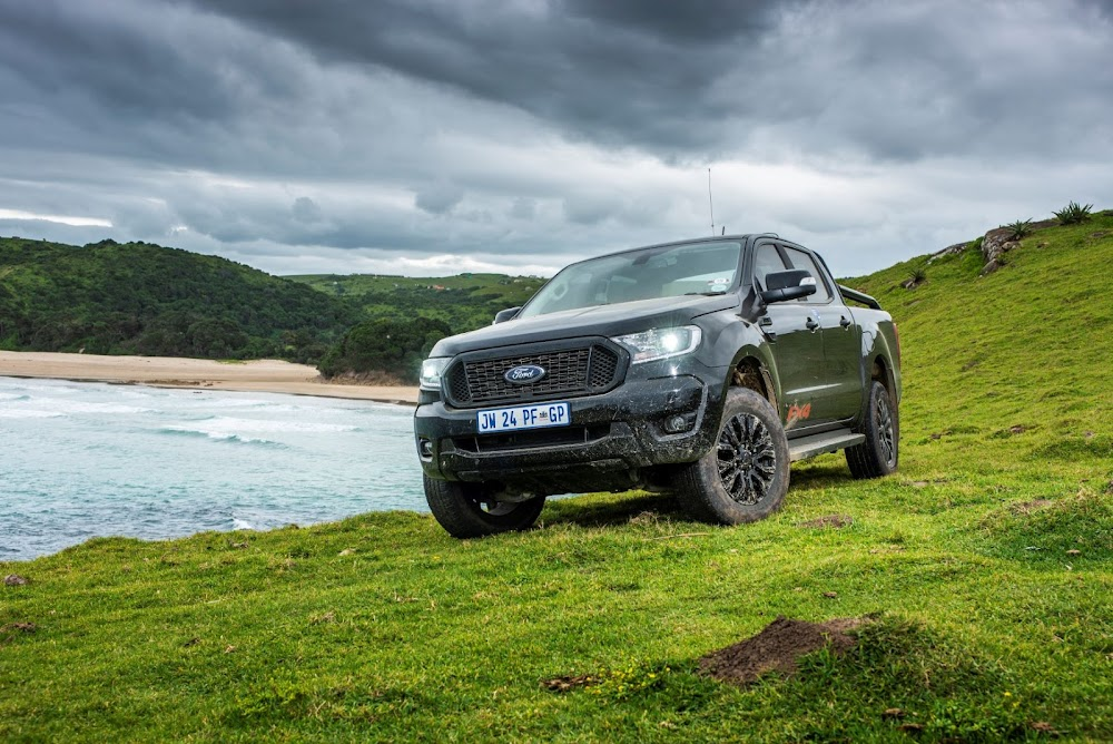 FIRST DRIVE | Ford Ranger FX4 has the technological edge - TimesLIVE