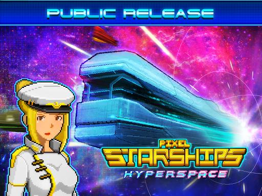 Download Pixel Starshipsu2122 : Hyperspace MOD APK 6