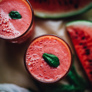 Watermelon Coconut Aloe Juice