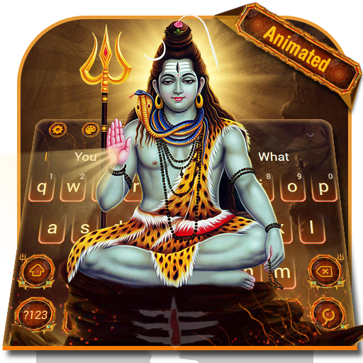 Live Lord Shiva keyboard