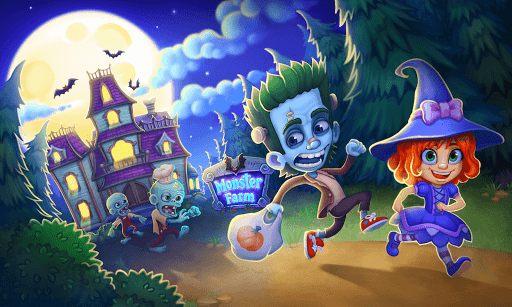 Monster Farm screenshot 13