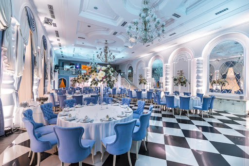 Банкетный зал «Зал «Белый»» для свадьбы на природе 2