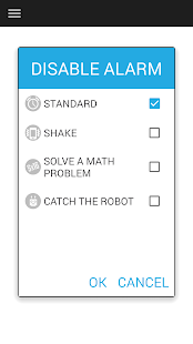 Alarm clock android apps on google play alarm clock screenshot thumbnail sciox Choice Image