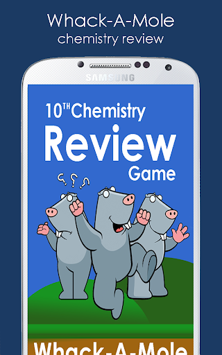 Whack-A-Mole Chemistry Review