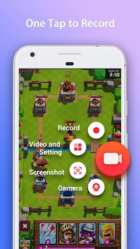 GO Recorder u2013 Screen Recorder, Video Editor 2.00 screenshots 1