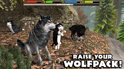 PC u7528 Ultimate Wolf Simulator 2