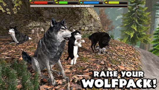 Ultimate Wolf Simulator [Mod] 2