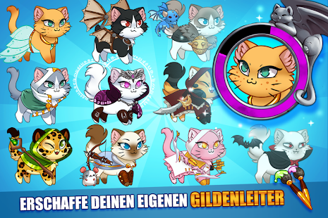 Castle Cats: Epische Story Geschichten Screenshot