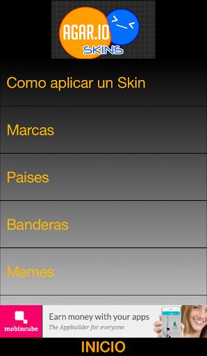 Skins Agar.io Guide