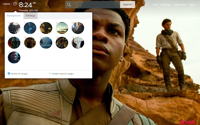 Star Wars The Rise Of Skywalker Wallpapers