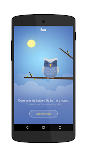 Doze - For Better Battery Life: miniatura da captura de tela