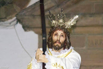 Photo: Procesion del Nazareno en el dia de la Exaltación de la Cruz en Septiembre