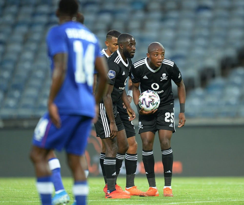 Pirates beat SuperSport to go top of the table