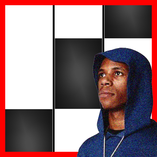 Icon for A Boogie Wit Da Hoodie Look Back At It Piano Tiles