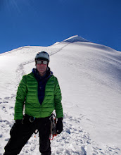 Photo: Me near the East summit
